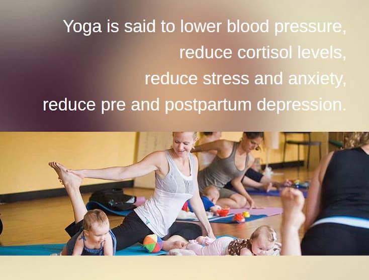 prenatal yoga in West Los Angeles