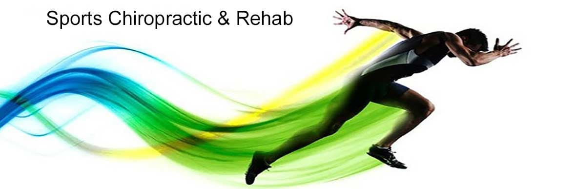 sports chiropractic and rehab
