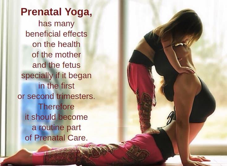 West Los Angeles prenatal yoga